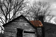 Dilapidated Old House